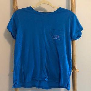 Flowy Vineyard Vines Pocket T-Shirt